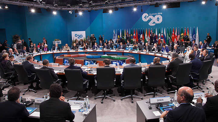 G20 World Leaders Summit