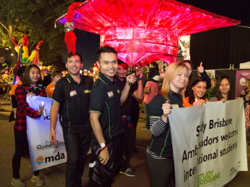 Brisbane International Student Ambassadors