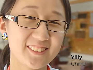 Yilly China