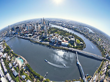 Fisheye Brisbane
