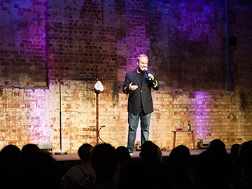 Peter Helliar at Powerhouse